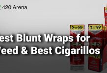Best Blunt Wraps for Weed & Best Cigarillos