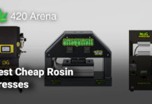 Best Cheap Rosin Presses